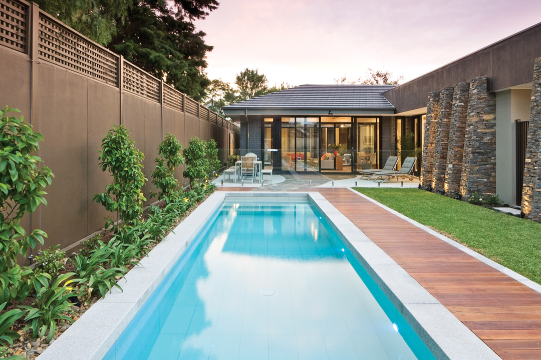 Domain Pools & Landscapes - Melbourne Pool and Outdoor Design