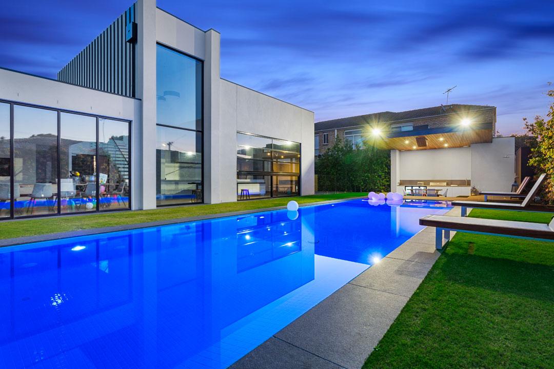 Liquid Blue Pool, Melbourne Pool Builder, Pool Design, Pool Builder