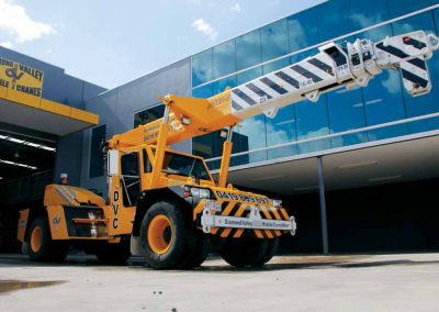 Diamond Valley Crane Hire