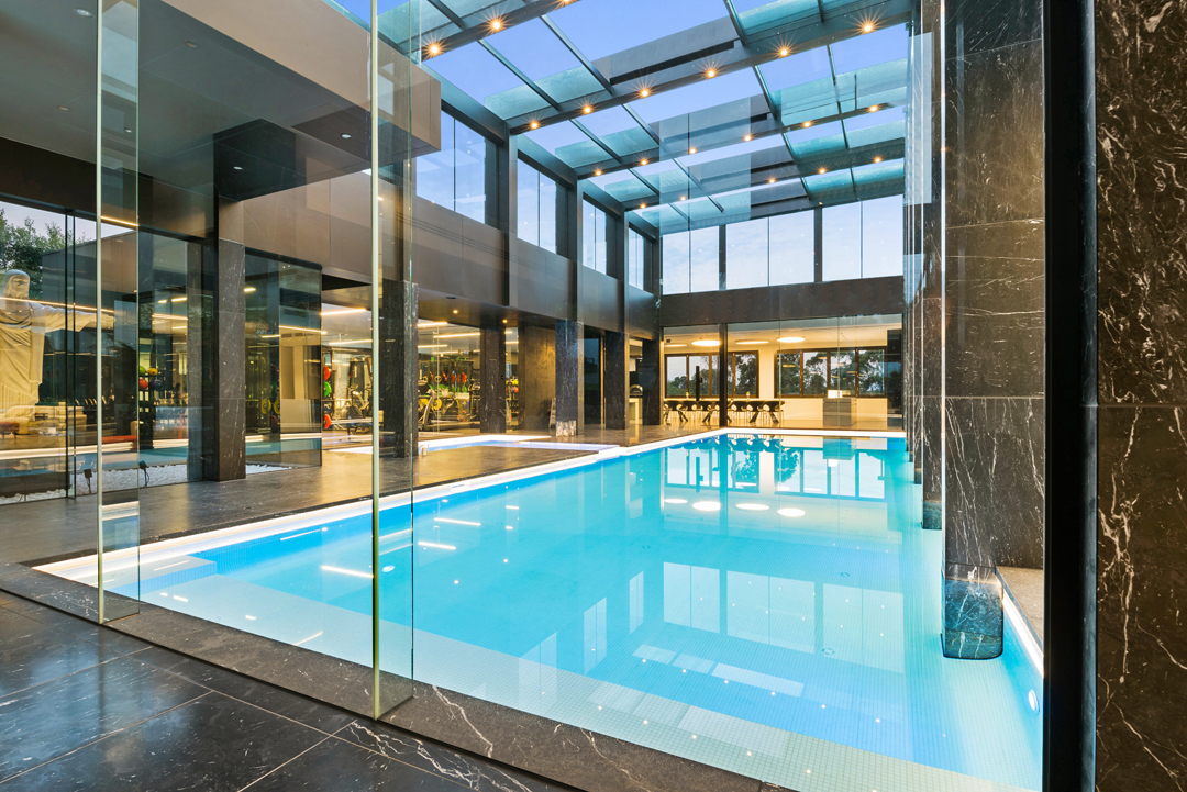Showpiece Pools Melbourne Pool And Outdoor Design