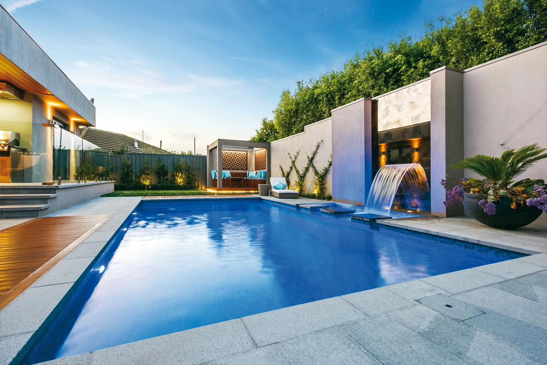 The Pool Place Project 1 Melbourne Pool And Outdoor Design