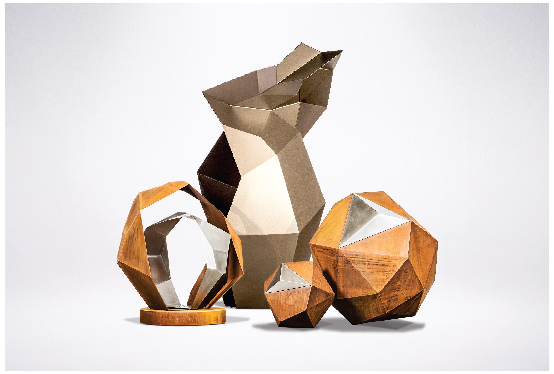Lump Sculptures