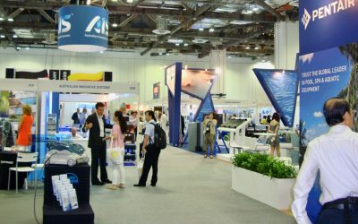 Asia Pool & Spa Expo – May 2019