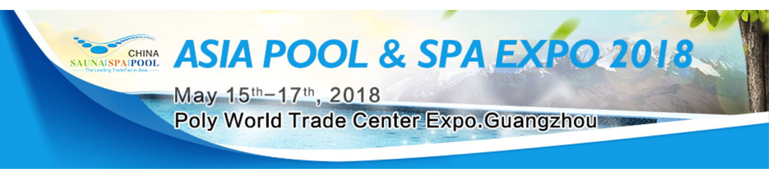 Asia pool spa expo may 2018 melbourne pool and for Pool show toronto 2018
