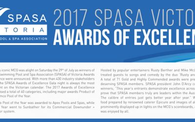 2017 SPASA Victoria Awards of Excellence