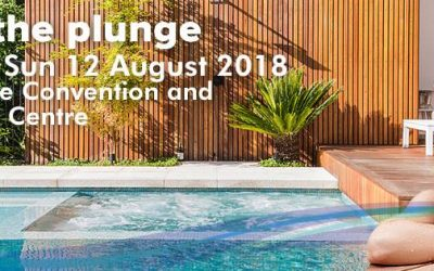 SPASA Melbourne Spa & Pool Show – August 2018