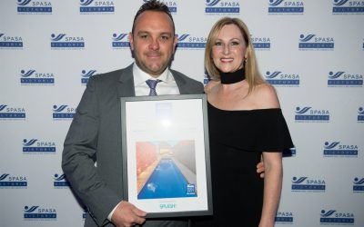 Horizon Pools – SPASA Awards 2017