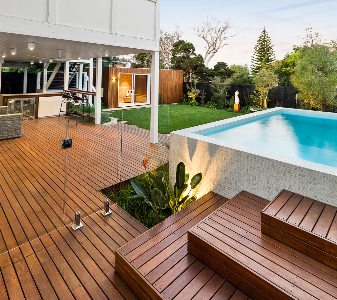 BEST POOL AND LANDSCAPE COMBINATION - Apex Pools & Spas