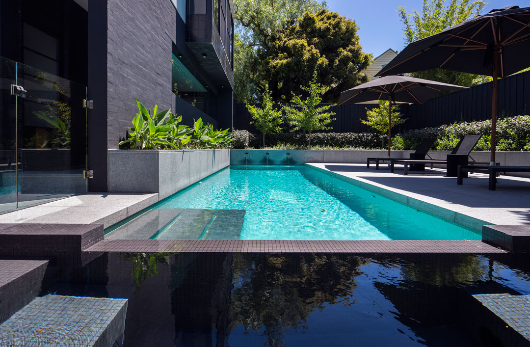 BEST RESIDENTIAL RENOVATION OVER $25,000 - Icon Pools