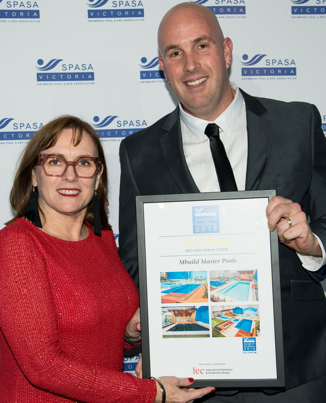 BEST POOL DISPLAY CENTRE - MBUILD Master Pools