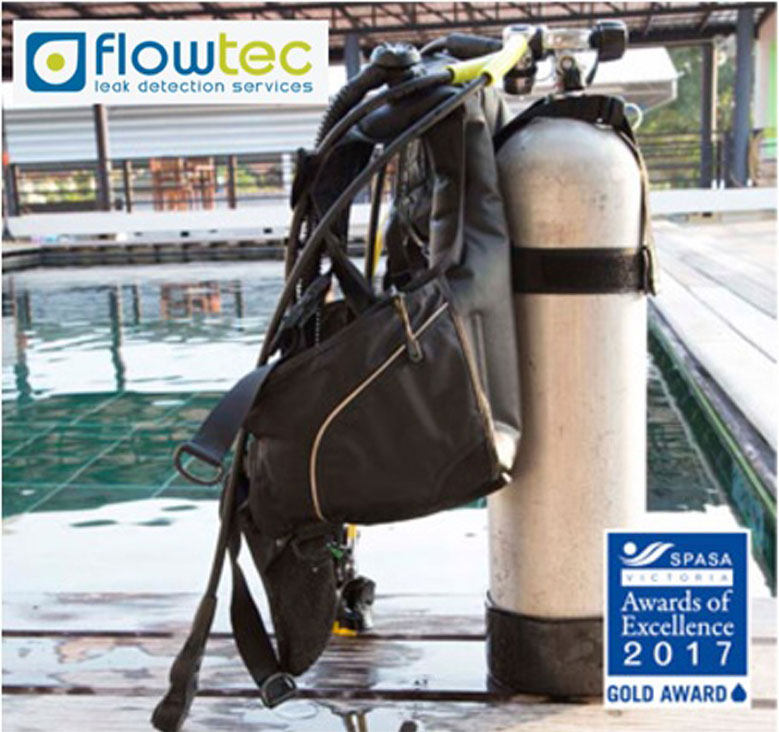 BEST POOL & SPA SERVICE BUSINESS - FlowTec Leak Detection Services