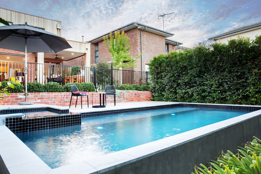 BEST RESIDENTIAL CONCRETE POOL UNDER $50,000 - Seaspray Pools