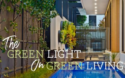 The Green Light On Green Living