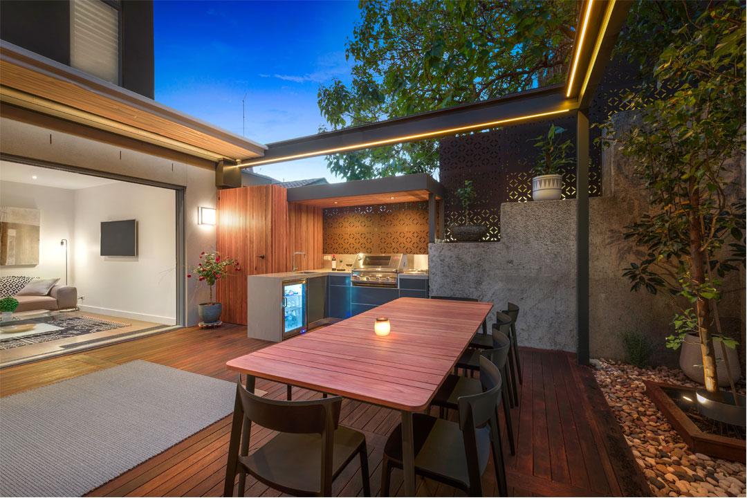 LimeTree Alfresco Outdoor Kitchens Melbourne