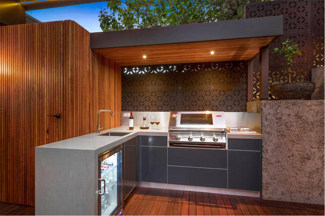 LimeTree Alfresco Outdoor Kitchen