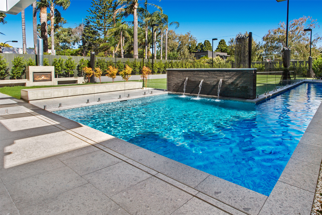Ultracourts And Exotic Pools Project 2 Melbourne Pool