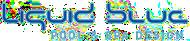 Liquid Blue Pools Logo