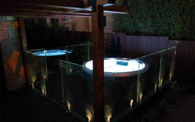 Illuminated Balustrades Australia