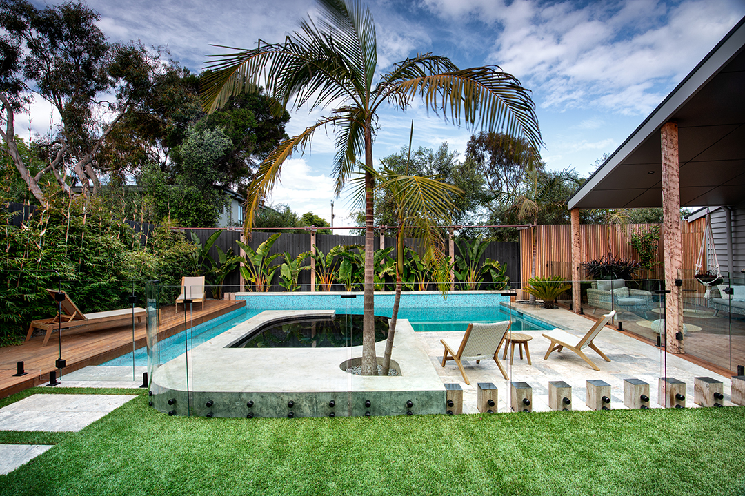 Melbourne Pool Builder Liquid Earth Pools & Landscaping