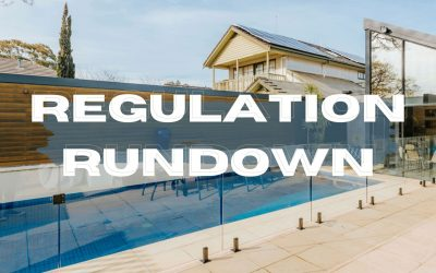 Regulation Rundown