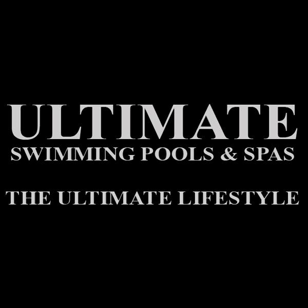 Ultimate Swimming Pools & Spas Logo