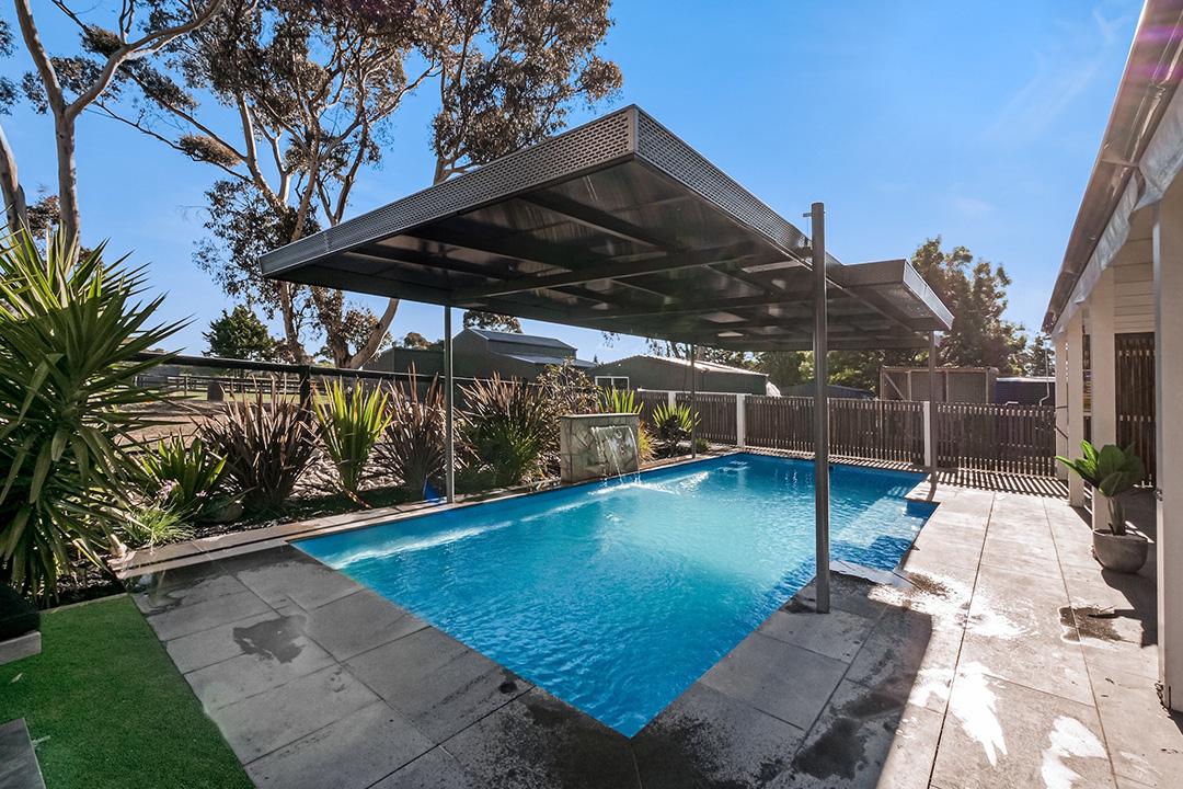 Maleco Pool & Spa Cover